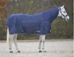 coperta per cavallo impermeabile con collo - romani tempo libero