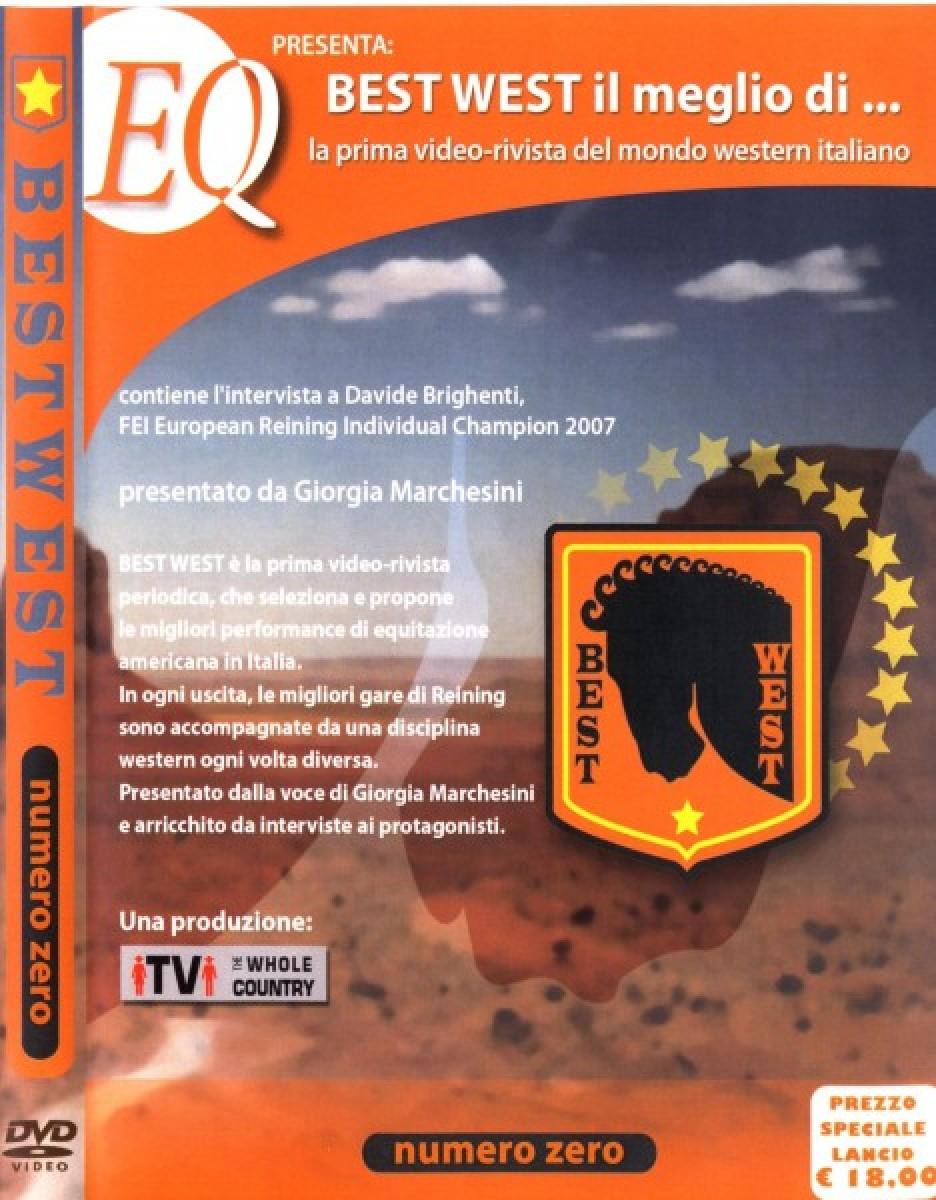 Dvd best west n°0